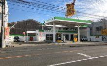塗装工事|宮崎市ガソリンスタンド